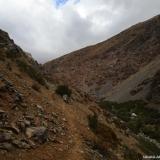 04 Sendero de Arrieros en la Quebrada Paiguano