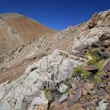 19 Roquerios en la Ladera E del Co. La Coipa 4.040msnm
