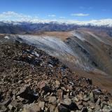 18 Cumbres hacia el E del Co. Cardenas 4.280msnm