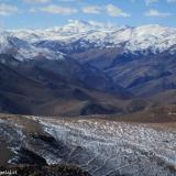 19 Cumbres hacia el NNE del Co. Cardenas 4.280msnm