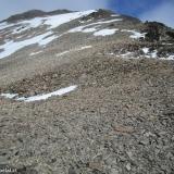 23 Tramo Final Filo NO Cumbre Central Co. Cordillerano 1.745msnm