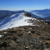 26 Cajon del Maipo hacia el Valle desde el Co. Cota 2.810msnm
