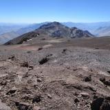 23 Filo SE Co. Monte Grande 3.547msnm desde la Cumbre del Co. De la Viga 3.542msnm