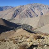 28 Descendiendo hacia Pisco Elqui