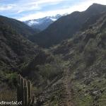 05 Sendero Cajon del Arrayan & Co. De Los Angeles 3.623msnm