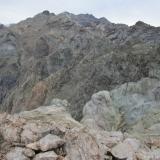 26 Cos. Alto del Guayacan 2.676msnm y Tinajon 3.189msnm desde la Cumbre del Co. El Agujereado 2.522msnm