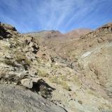 14 Quebrada Las Gualtatas y Cara NE Co. El Meson 3.485msnm