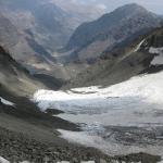 26 Sobre el Glaciar del Rincon