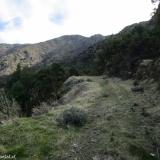 09 Co. Las Petacas 2.050msnm desde el Camino Minero