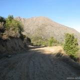 02 Camino Vehicular al Base del Co. Las Vizcachas 2.046msnm