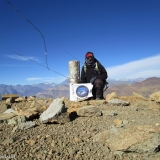 25 Elal Cumbre del Co. Los Azules de Vilcuya 3.446msnm