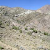 08 Avanzando hacia la Quebrada Chacayes