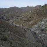 17 Sendero Descendiendo hacia el Cuarto Cruce del Estero Coyanco