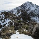 19 Filo S del Co. Manzanito 2.438msnm y Co. Piedra de la Vizcacha 2.859msnm