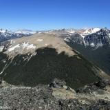 21 Cumbres Hacia el O del Co. Negro 1.473msnm