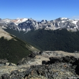 22 Cumbres Hacia el N del Co. Negro 1.473msnm