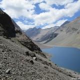 04 Extremo N de la Laguna del Inca & Co. Tres Hermanos 4.751msnm
