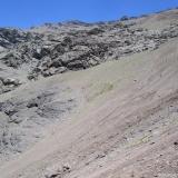 10 Sendero de Guanacos en la Ladera E del Cordon Cerros de Ojos de Agua