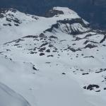 16 Laguna Del Alto Bajo la Nieve y el Hielo