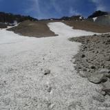 18 Neveros hacia el Co. Pico Colina Norte 4.313msnm (GPS)