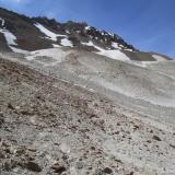 20 Cara NO del Co. Pico Colina Norte 4.313msnm (GPS)