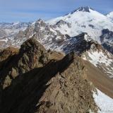 28 Desde la Cumbre del Co. Pico Colina Norte 4.313msnm (GPS) hacia el NNO