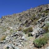 17 Sendero entre Roquerios