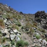 18 Sendero entre Roquerios