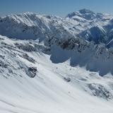 19 Desde El salto Hasta el Piuquencillo desde la cumbre de la Punta 3.507