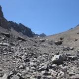 04 Pta. 4.003msnm Alazan al Fondo del Cajon del Arenas