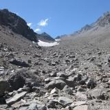06 Pta. 4.003msnm Alazan al Fondo del Cajon del Arenas