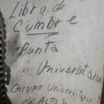 20 Libro de Cumbre del Pta. Universitaria 3.927msnm