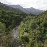 07 Rio Clarillo y Cos. Las Placetas 2.435msnm y Quelen 2.468msnm