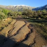 02 Camino Erosionado por las Lluvias