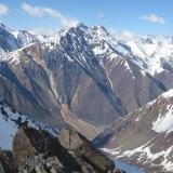 11 Hacia la Salida del Cajon de Morales y el Cajon de Valdes