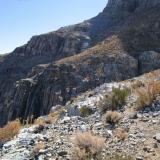 11 Quebradas en Cara SO del Cerro Tulahuen 3.469msnm