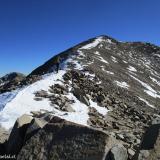 27 Filo hacia la Cumbre Norte 3.441msnm