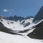03 Hacia el Final del Cajon de Lo valdés Cos. Diente del Diablo & Retumbadero Alto