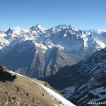 16 Cumbres al Oeste