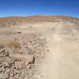 15 Camino por el Filo Co. Vicuña Mackenna 3.114msnm