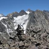 12 Cumbre Pta. Chile 4.377msnm