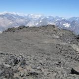 19 Planicie en la Cumbre del Co. Morro Escondido