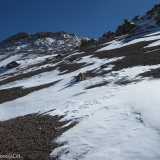 24 Cerro De Olivares 6.216msnm desde el SO