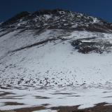 25 Cerro De Olivares 6.216msnm desde el SO