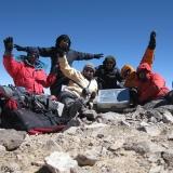 36 Expedicion Cumbre del Co. Las Tortolas 6.160msnm