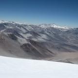41 Vns. Nevado Ojos del Salado 6.893msnm Co. Solo 6.205msnm & Co.Pissis 6.882msnm