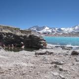 17 Pozas Termales en Laguna Verde