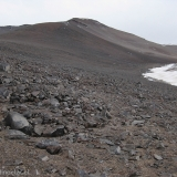 42 Quebrada en Cara N Vn. Barrancas Blancas 6.119msnm