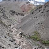 17 Estero del Mal Paso & Vn. Tupungato 6.570msnm