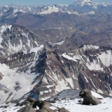 39 Cos. Orientación de Tupungato & Monte Aconcagua 6.959msnm